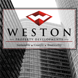image of weston development website